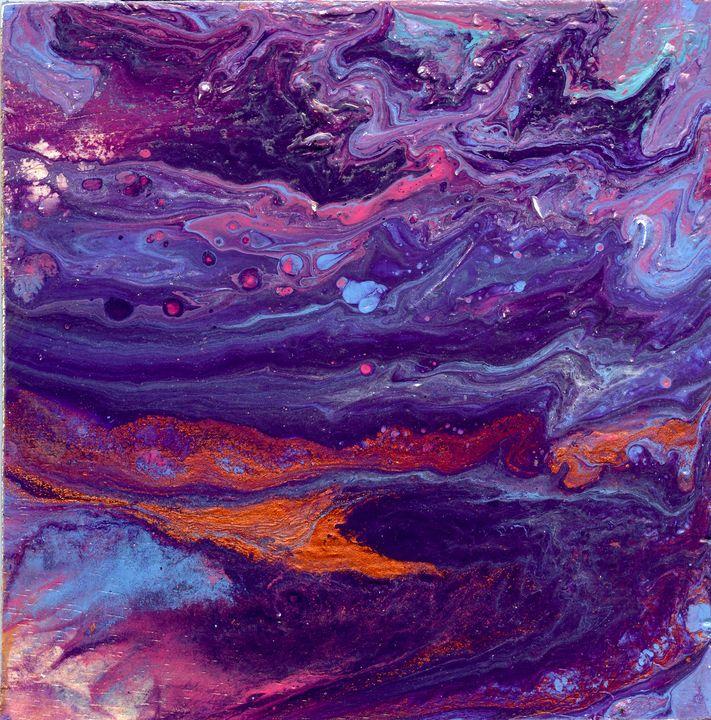 Night sky - Lendel