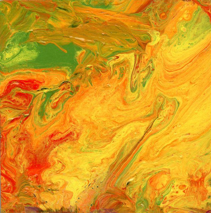 Golden Earth - Lendel