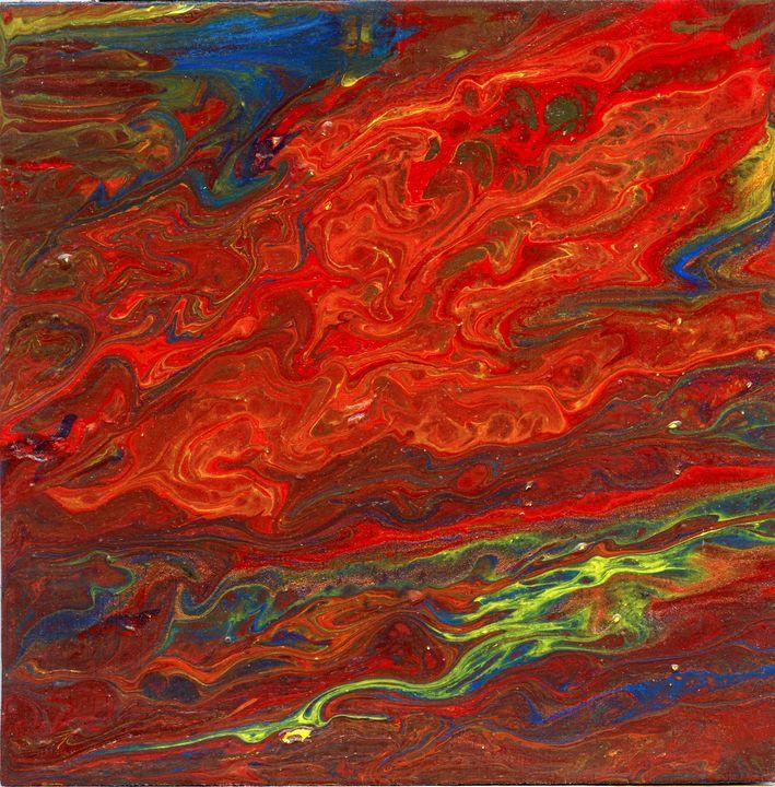 Firey Evening - Lendel