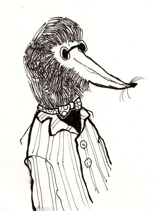 Mole Teacher - Venneberg