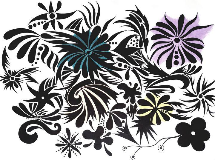 Flowers - LucyArt