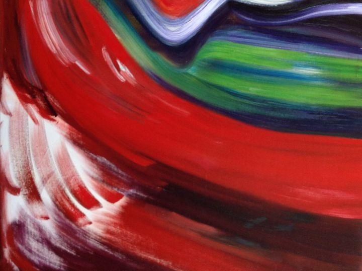 Waves of colours - Soul Art
