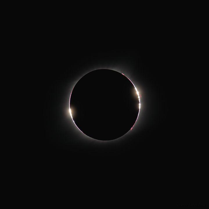 Black Sun - Great American Eclipse