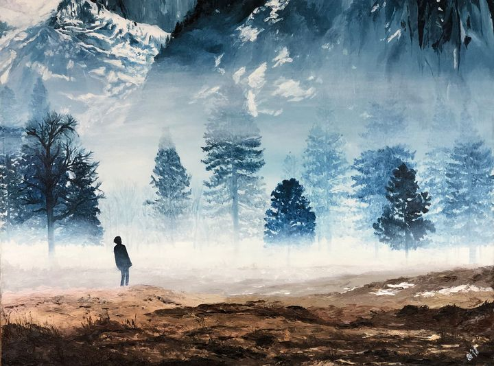 Misty mountain - Amala