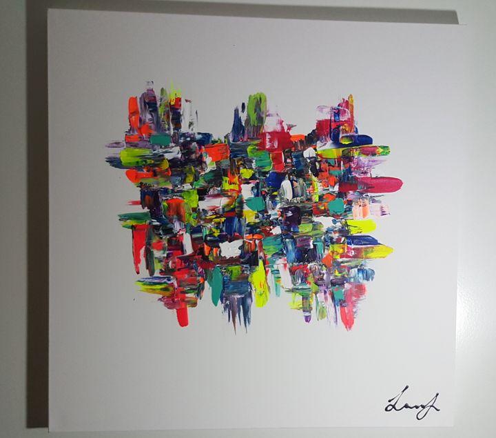 Original - Modern Abstract Art - Merryn Lively