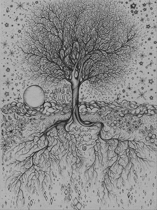 Haunting - Zan Schaefer Art
