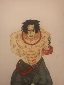 Ace from Onepiece