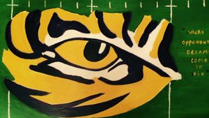 """The Eye Of The Tiger"""
