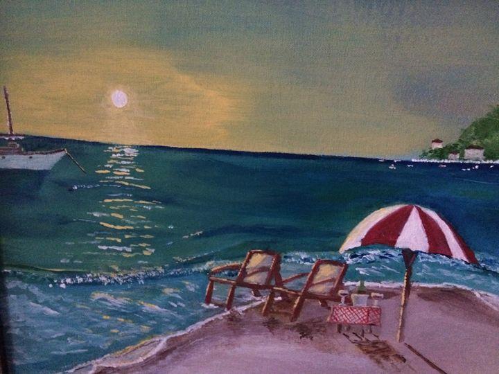 """Find your Beach."" - Bill Matkin"