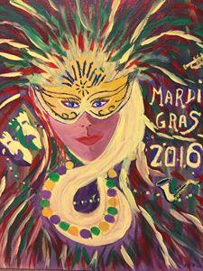 """""""Mardi Gras 2016"""""""