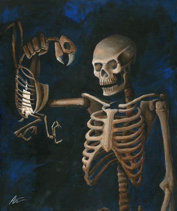 Barely Bones - Austin Hetzel