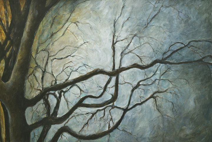 Giulia's Tree - francine mabie