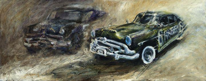 Hudson Hornet - francine mabie