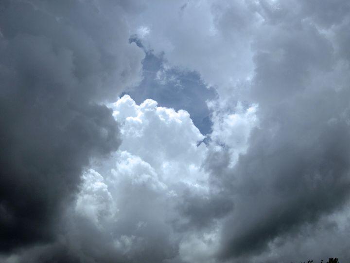 Clouds 3 - francine mabie