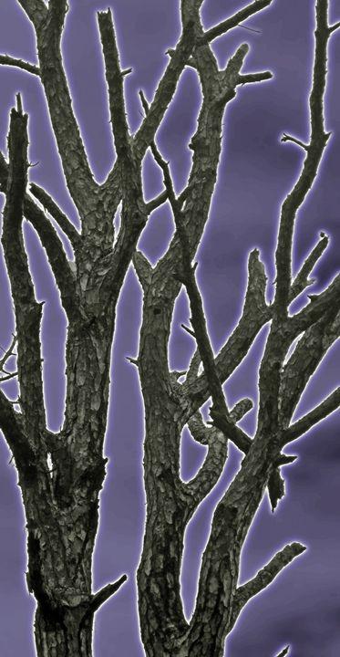 Glow Tree I - francine mabie