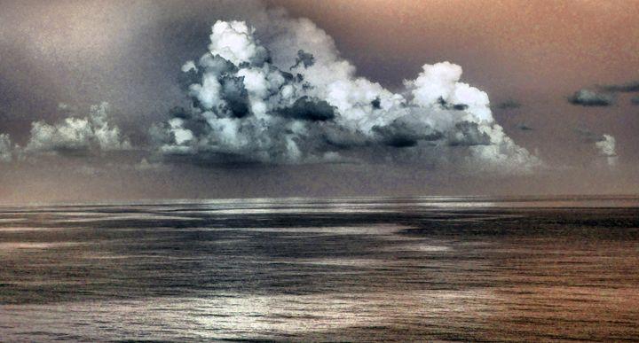 Horizon at Sea - francine mabie