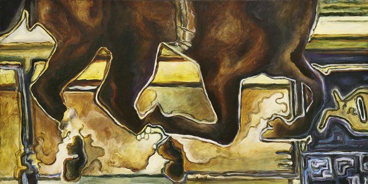 The legs - francine mabie