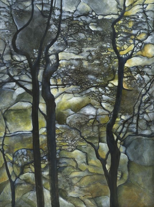In a murky atmospher - francine mabie