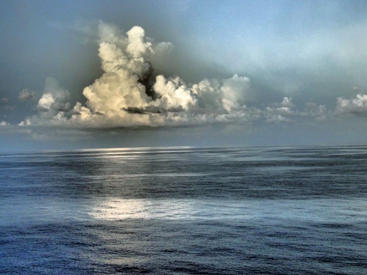 Blu Horizon - francine mabie