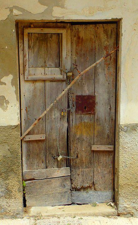 13 Door - francine mabie