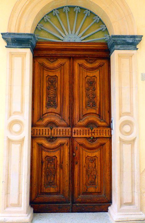 8 Door - francine mabie