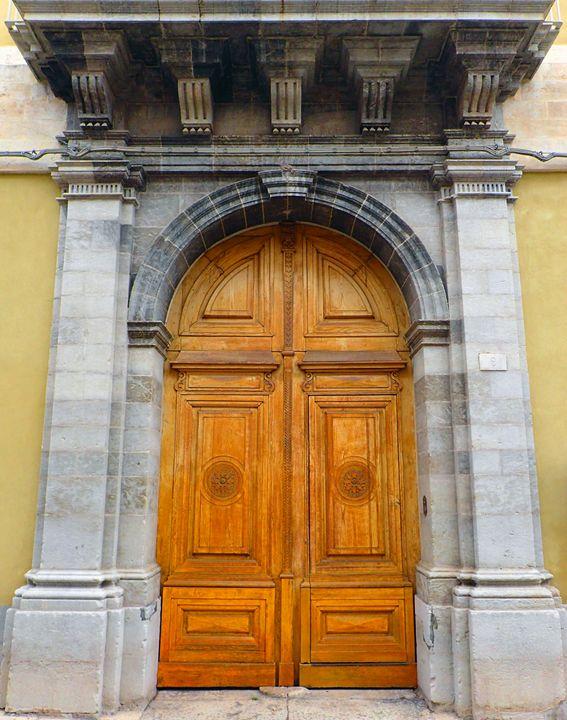 9 Door - francine mabie