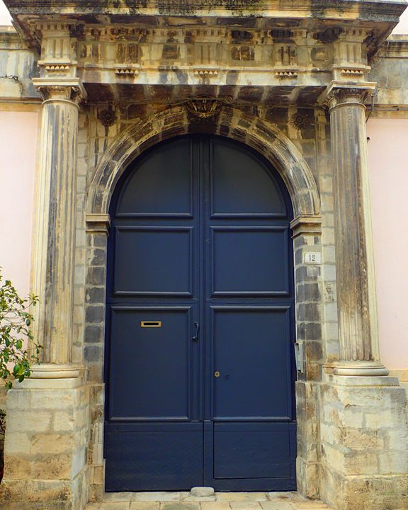 12 Door - francine mabie