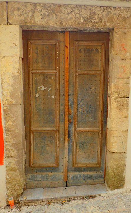 15 Door - francine mabie