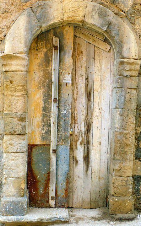 16 Door - francine mabie