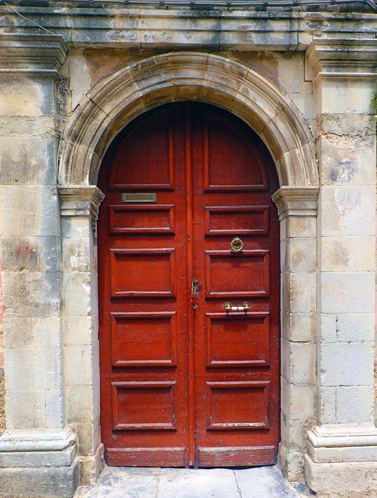 18 Door - francine mabie