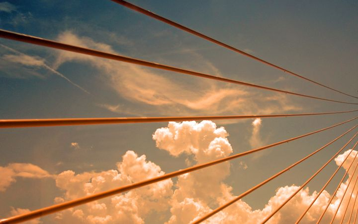 Sunshine Skyway II - francine mabie