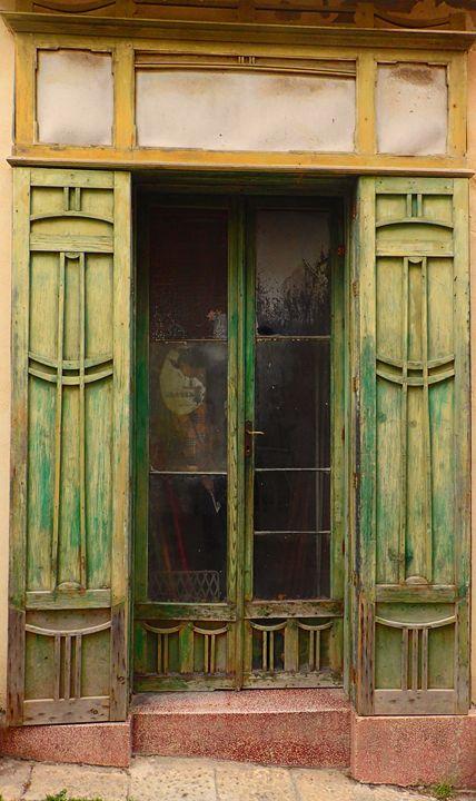 24 Door - francine mabie