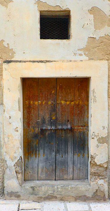 27 Door - francine mabie