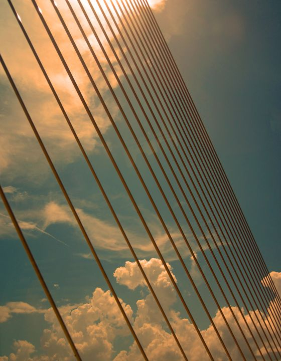 Sunshine Skyway I - francine mabie