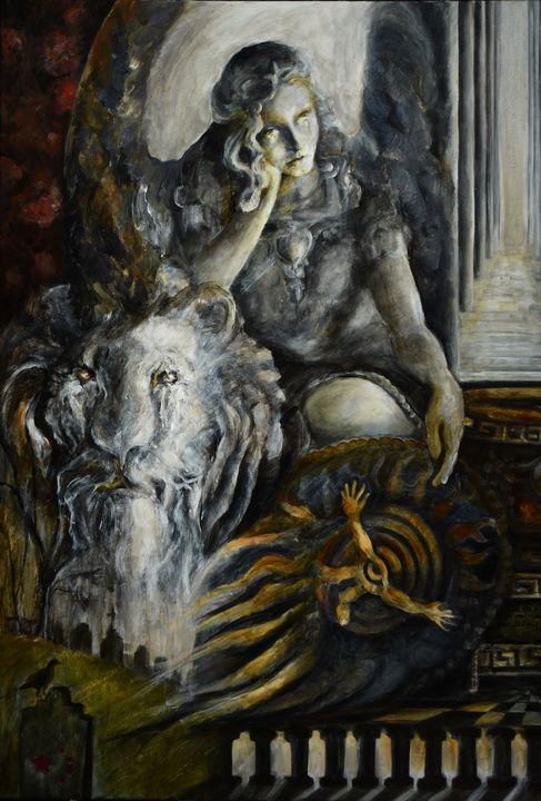 contemplation - francine mabie