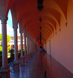 The Walkway I - francine stuart