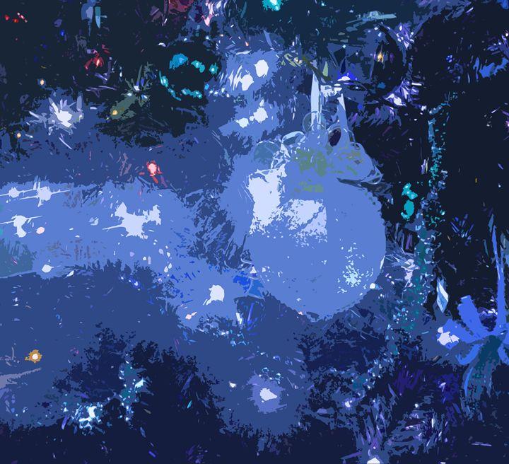 Blue Balls - francine mabie