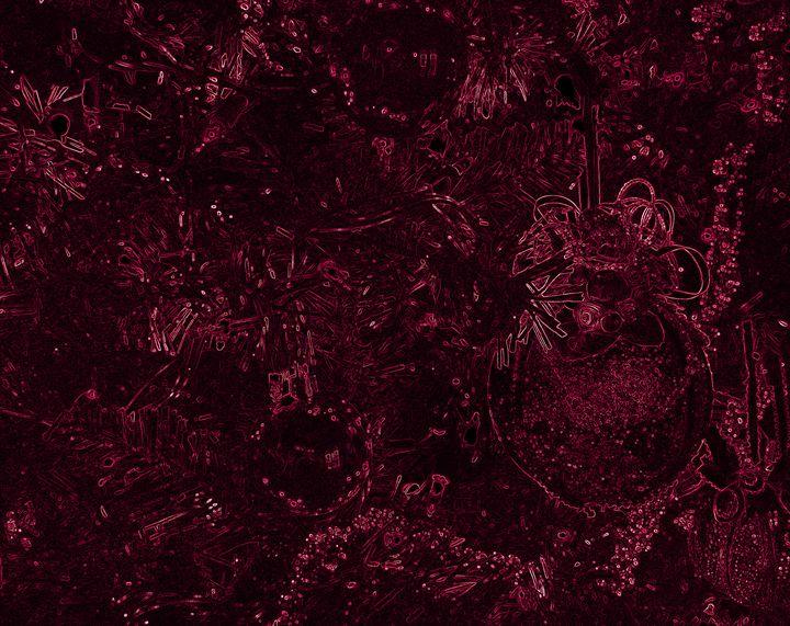 Red Neon - francine mabie