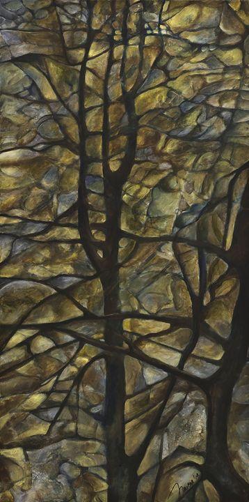 Mellow Tree - francine mabie