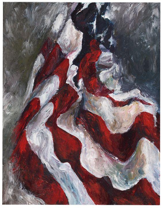 American Landscape Series #7 - francine mabie