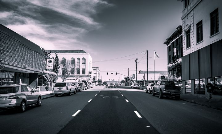 Downtown Eureka - Caleb French Photography