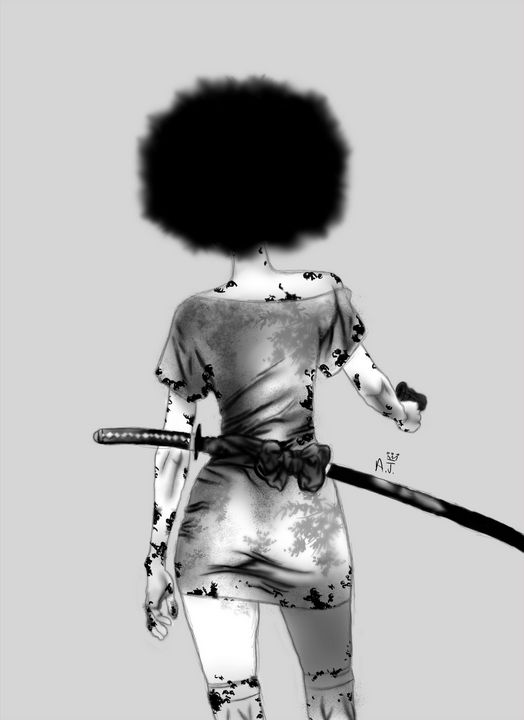 Afro samurai - AJ