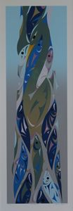 Iona Beach Limited Edition Serigraph