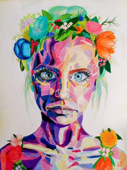 Goddess - Rebecca Lane