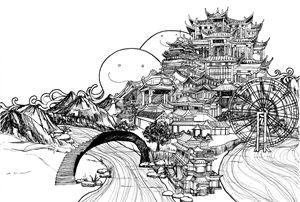 Far East Fairy Tale