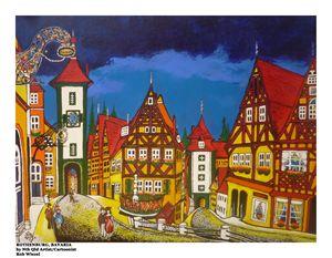 Rothenburg, Bavaria