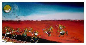 Camel Races Boulia