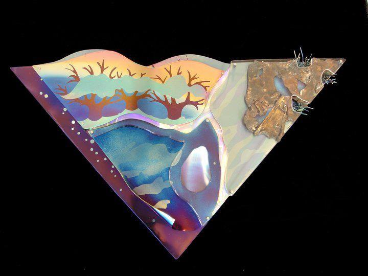 Keechee Falls - Sandra VanderMey