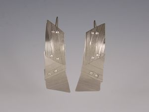 titanium earrings one