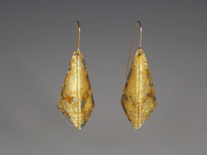 earrings four - Sandra VanderMey